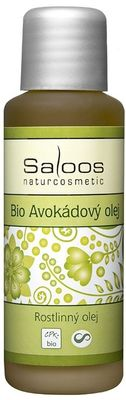 Avokádový olej - BIO avokádový olej