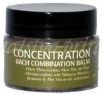 "Bach Concentration Remedy Balm – ""Koncentrácia"""