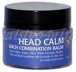 "Bach Head Calm Remedy Balm – ""Pokoj v hlave"""