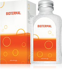 Biotermal - soľ do kúpeľa - Energy