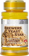Brewers Yeast - pivovarské kvasnice
