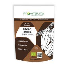 Cacao Raw Organic prášok