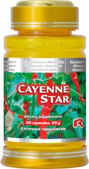 Caynne Star - kapsaicín
