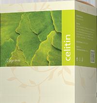 Celitin - lecitín a ginkgo biloba