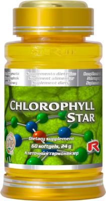 Chlorophyll star