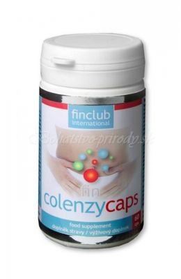Colenzycaps
