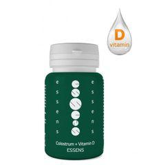 Colostrum + Vitamín D