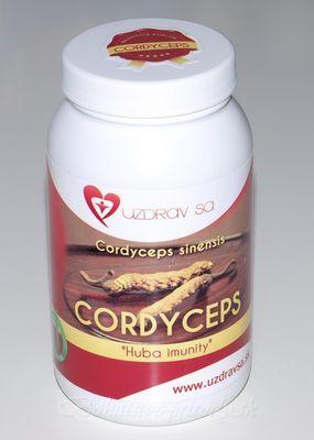 CORDYCEPS sinensis - 100g, prášok