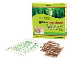 Detoxikačné náplaste DETOX