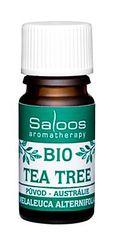 Esenciálne oleje BIO - tea tree olej