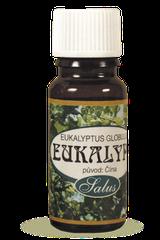 Eukalyptus - éterický olej