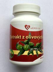 Extrakt z olivových listov