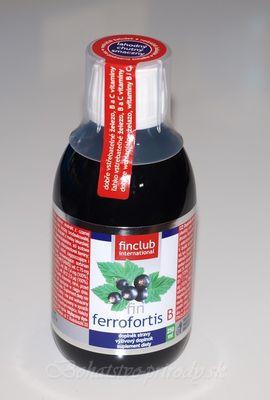 Ferrofortis B, 250 ml