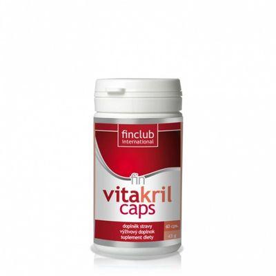 FIN Vitakrilcaps - rybí olej