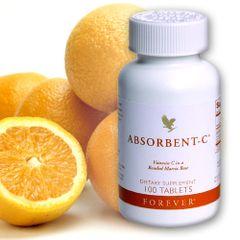 Forever Absorbent C - Vitamín C