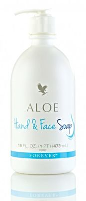 Forever Aloe Hand&Face Soap
