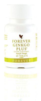 Forever Ginkgo PLUS - Ginko Biloba