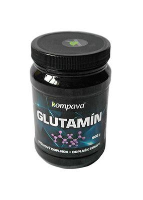 Glutamín Kompava