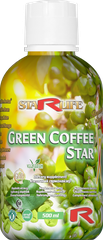 Green Coffee Star - zelená káva