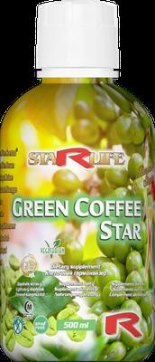 Green Coffee Star - zelená káva
