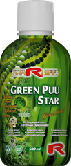 Green Puu Star