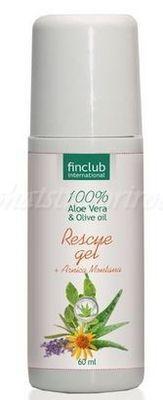 Gulička prvej pomoci ALOE GEL a olivový olej
