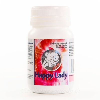 Happy lady - menopauza