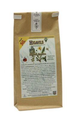 HIGAVILS čaj - infusión hepatica