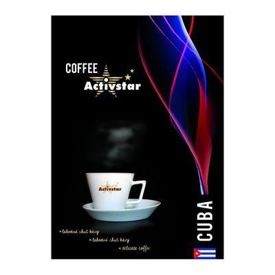 Káva Kuba - mletá