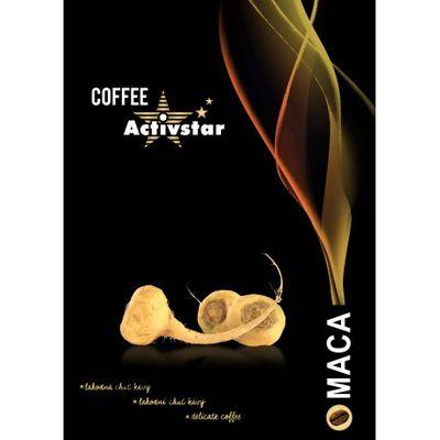 Káva Maca - žerucha peruánska