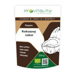 Kokosový cukor Raw Organic