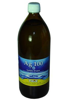 Koloidné striebro Ag 100 20ppm 1000ml