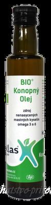 Konopný olej BIO - Klas