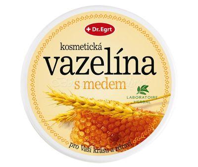 Kozmetická vazelína čistá s medom