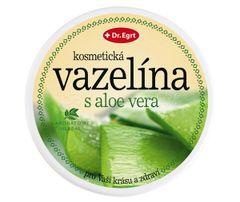 Kozmetická vazelína s aloe vera