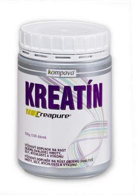 Kreatín CreaPure, 500g