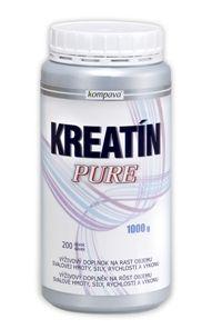 Kreatín monohydrát Pure 1000g