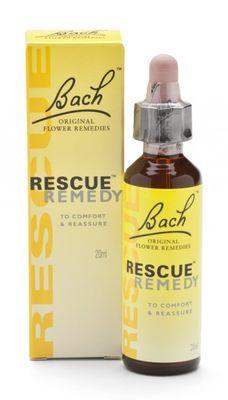 Krízová esencia - Rescue Remedy - bachove kvapky 10 ml