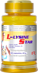 L- lysine Star
