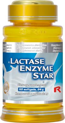 Lactase Enzyme Star