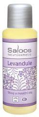 Levanduľa - masážny olej