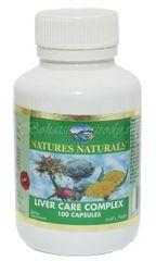 LIVER CARE COMPLEX - Ostropestrec mariánsky 1400 mg
