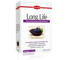 Long Life - resveratrol - 60 kapsúl (30+30)