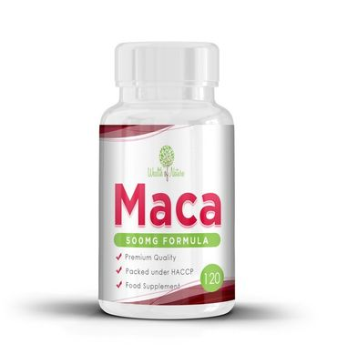 Maca, 120 tabliet