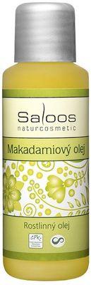 Makadamiový olej - BIO