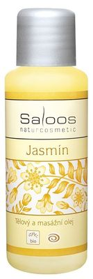 Masážny olej - Jazmín