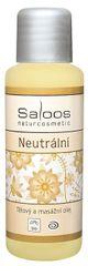 Masážny olej - Neutrálny