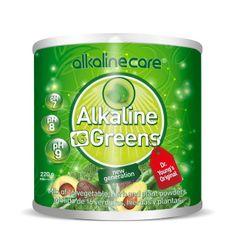 pH Miracle Greens - alkalický zelený nápoj, 220g