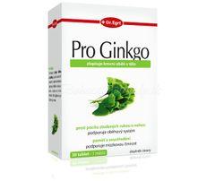 Pro Ginkgo 60 kapsúl (30+30) - ginko
