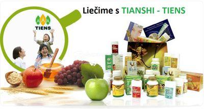 Program Liečime s Tianshi 9